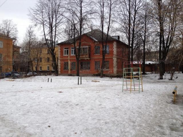Адрес(а) на фотографии: улица Бабушкина, 21, 23А, Екатеринбург