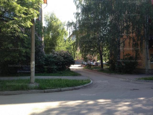 Адрес(а) на фотографии: улица XXII Партсъезда, 16, 16А, 18, Екатеринбург