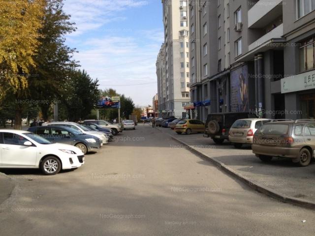 Адрес(а) на фотографии: улица Щорса, 35, Екатеринбург