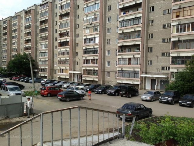 Адрес(а) на фотографии: улица Восстания, 58, Екатеринбург