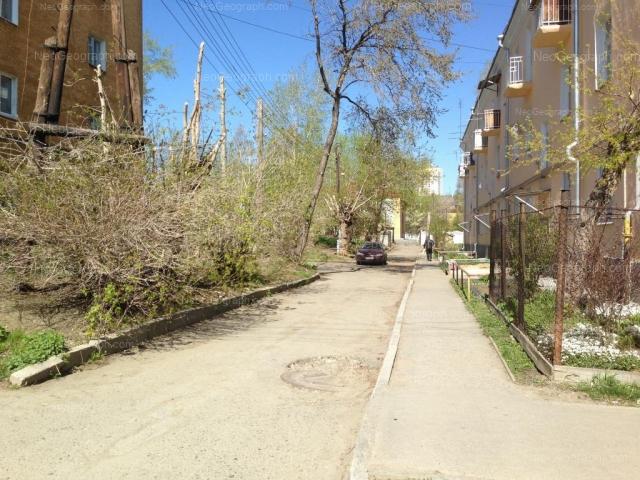 Адрес(а) на фотографии: Кишинёвская улица, 27, Екатеринбург