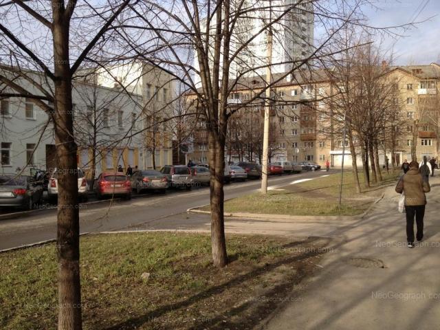 Адрес(а) на фотографии: улица Братьев Быковых, 7, 19, Екатеринбург