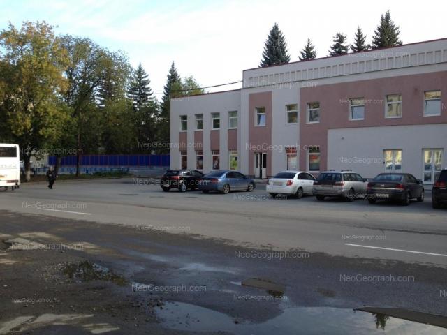 Address(es) on photo: Studencheskaya street, 1 л18, 1 л19, Yekaterinburg