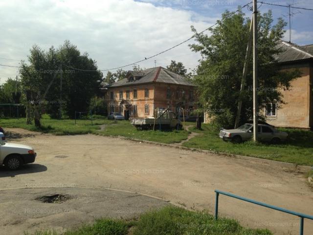 Address(es) on photo: Gazorezchikov lane, 37, 39, Yekaterinburg