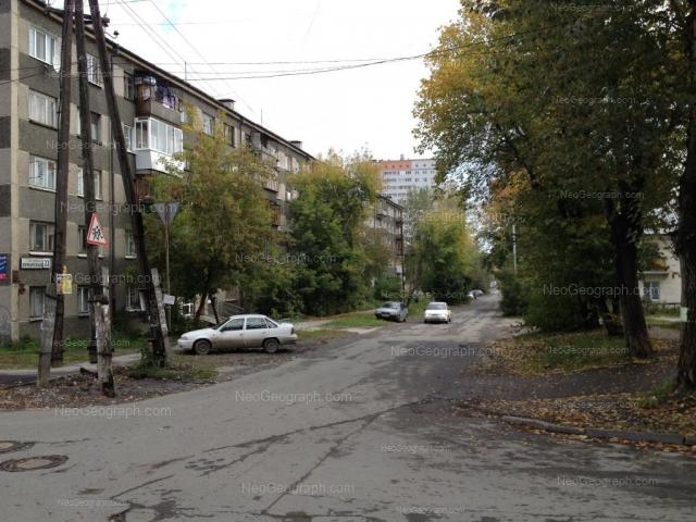 Адрес(а) на фотографии: Кунарская улица, 22, 51, Екатеринбург
