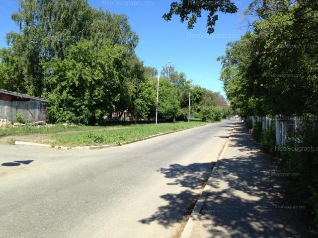 Адрес(а) на фотографии: улица Банникова, 7, Екатеринбург