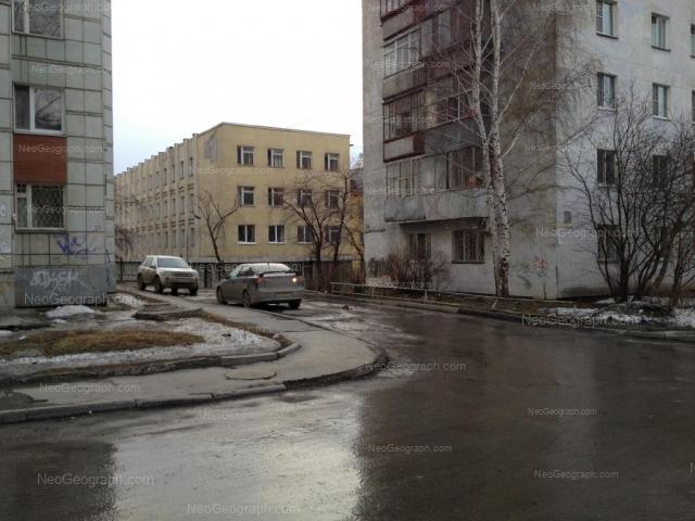 Адрес(а) на фотографии: улица Сони Морозовой, 188, 190, Екатеринбург