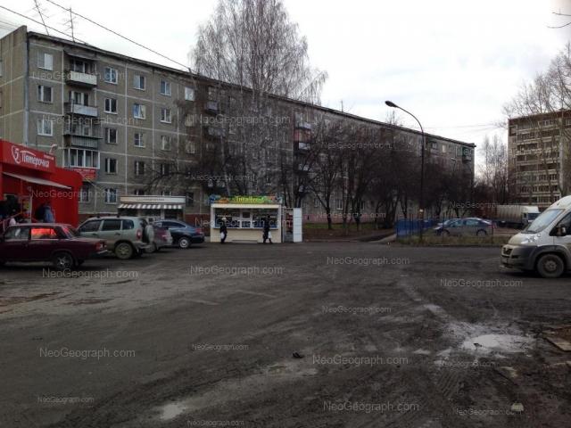 Адрес(а) на фотографии: Карельская улица, 47, Екатеринбург