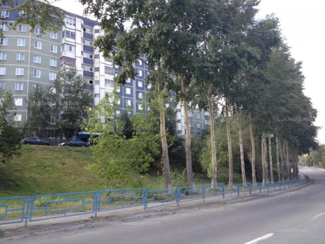 Адрес(а) на фотографии: улица Анны Бычковой, 18, 20, Екатеринбург