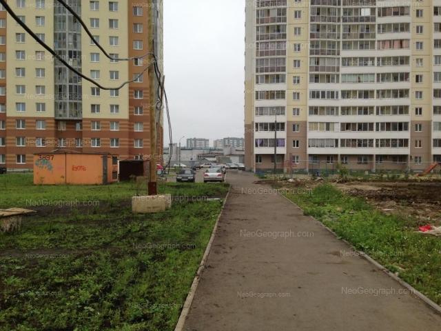 Адрес(а) на фотографии: Таганская улица, 89, 91, Екатеринбург