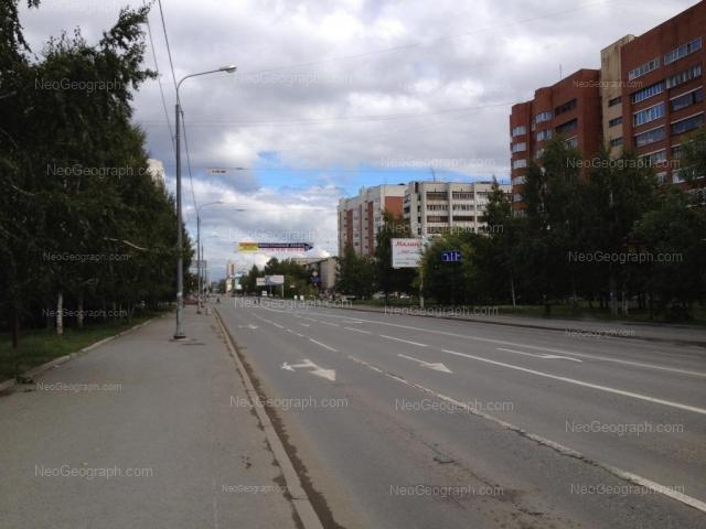 Адрес(а) на фотографии: улица Сурикова, 31, Екатеринбург