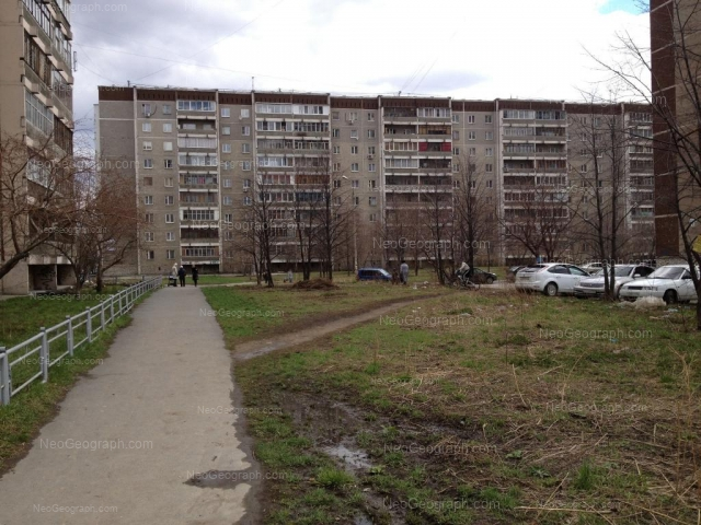 Адрес(а) на фотографии: улица Черепанова, 4, 12, Екатеринбург