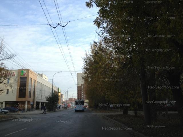 Адрес(а) на фотографии: улица 40-летия Октября, 75, Екатеринбург