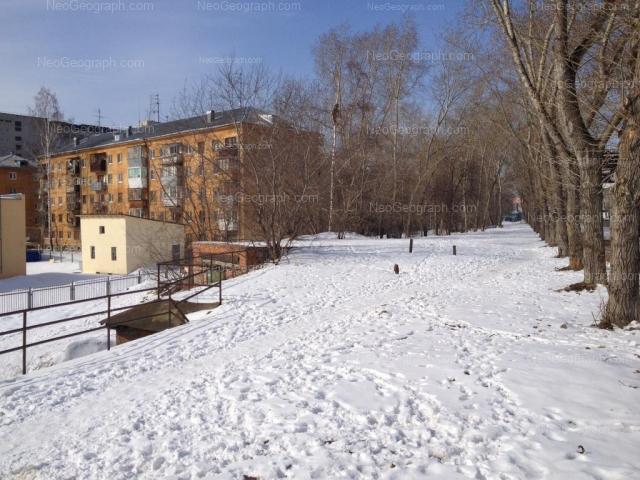 Адрес(а) на фотографии: Восточная улица, 14, 16, Екатеринбург