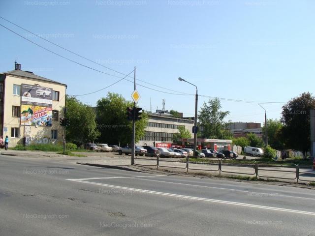 Адрес(а) на фотографии: Восточная улица, 29, 29А, 29Б, Екатеринбург