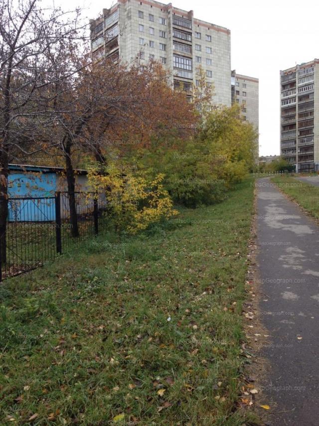 Адрес(а) на фотографии: улица Токарей, 60 к3, Екатеринбург