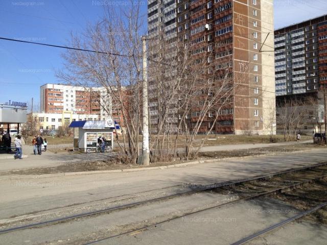 Адрес(а) на фотографии: Техническая улица, 16, 18, 20, 20а, 22а, Екатеринбург