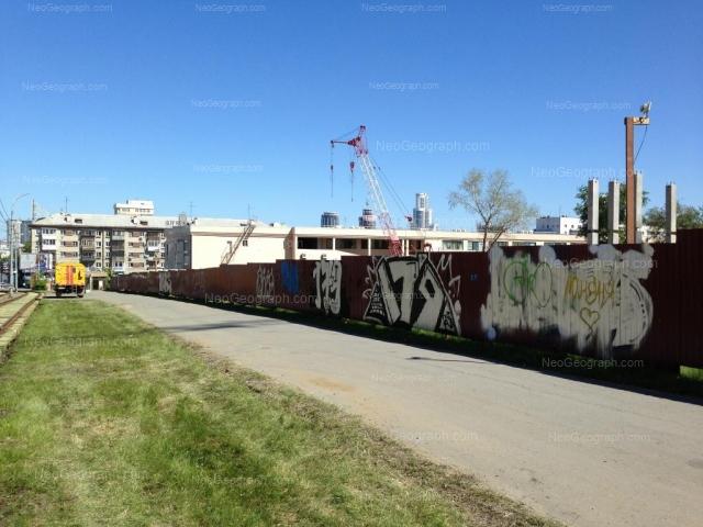 Адрес(а) на фотографии: улица Попова, 27, Екатеринбург