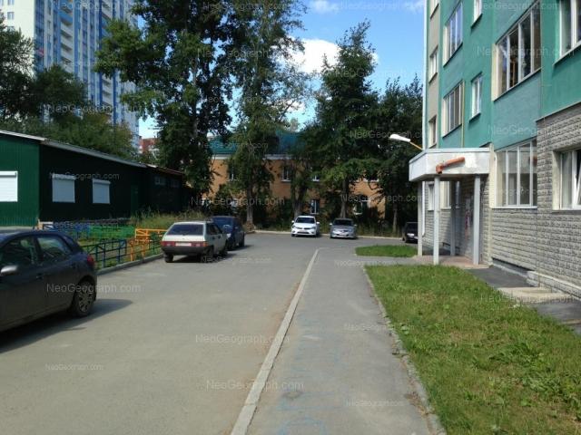 Адрес(а) на фотографии: Автомобильный переулок, 2, 3, Екатеринбург