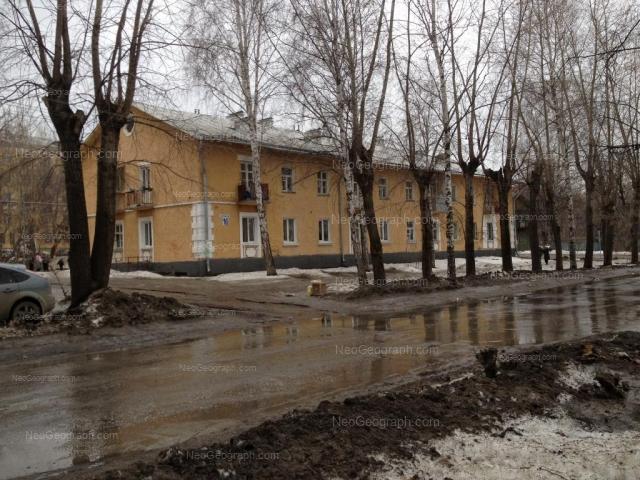 Адрес(а) на фотографии: улица Энтузиастов, 16, Екатеринбург