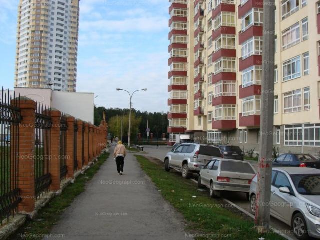 Адрес(а) на фотографии: бульвар Денисова-Уральского, 3А, 5А, Екатеринбург