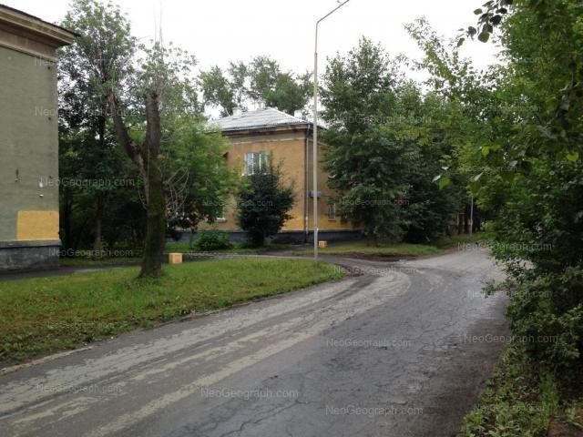 Адрес(а) на фотографии: улица Ломоносова, 12, Екатеринбург