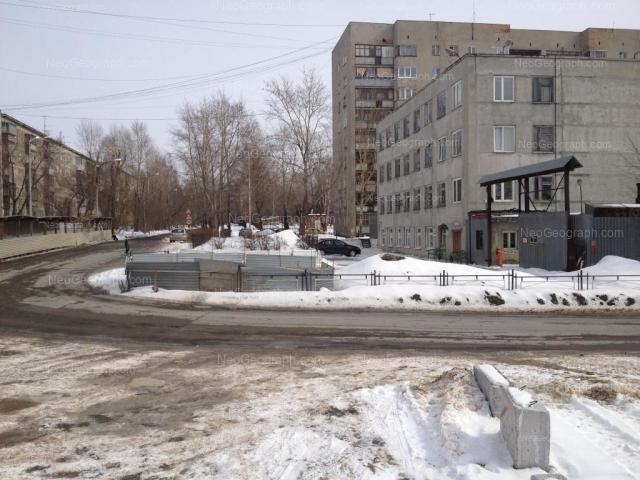 Адрес(а) на фотографии: улица Пионеров, 2, 4, 5, 7, Екатеринбург