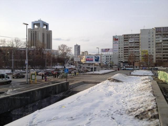 Адрес(а) на фотографии: улица Лермонтова, 11, Екатеринбург