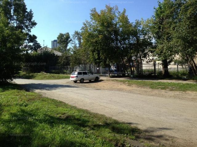 Адрес(а) на фотографии: Агрономическая улица, 52, 54, Екатеринбург