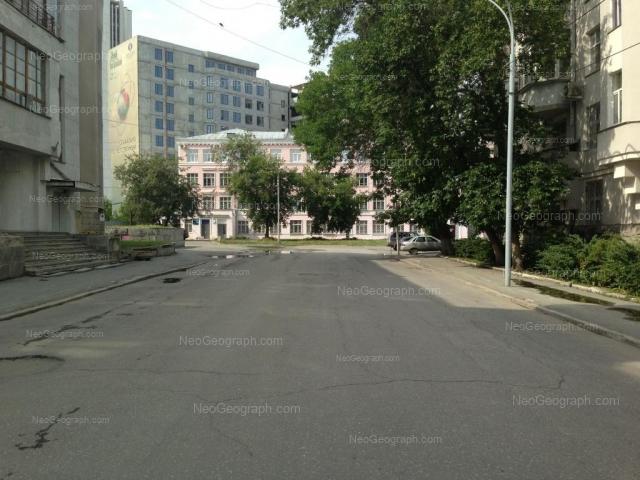 Адрес(а) на фотографии: улица Антона Валека, 7, 8, Екатеринбург