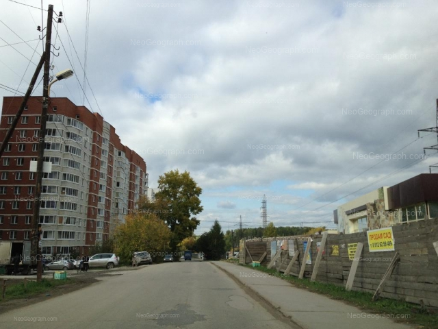 Адрес(а) на фотографии: Славянская улица, 49, Екатеринбург