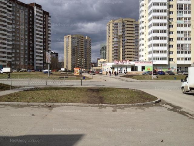 Адрес(а) на фотографии: улица Готвальда, 19Б, 21/1, 21/2, 21/3, Екатеринбург