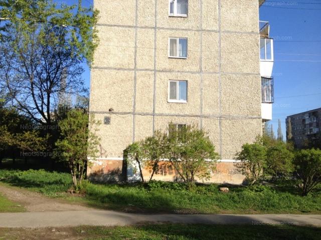 Адрес(а) на фотографии: улица Академика Бардина, 36, 38, Екатеринбург