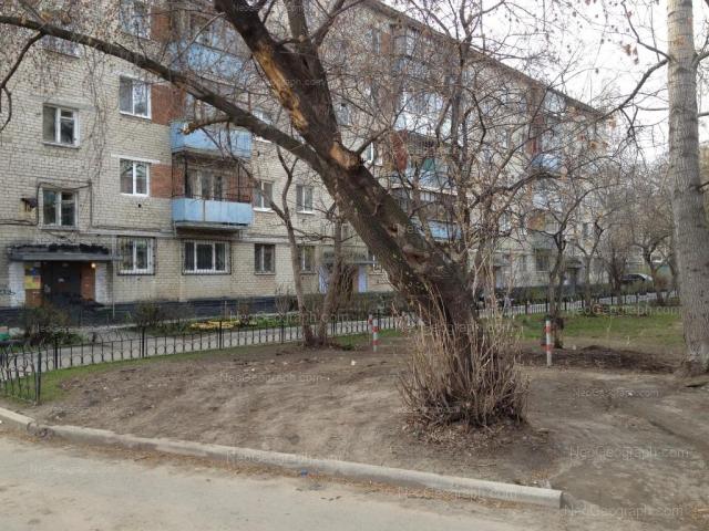 Адрес(а) на фотографии: Белореченская улица, 13/4, Екатеринбург