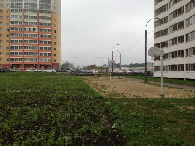 Адрес(а) на фотографии: Таганская улица, 97, Екатеринбург