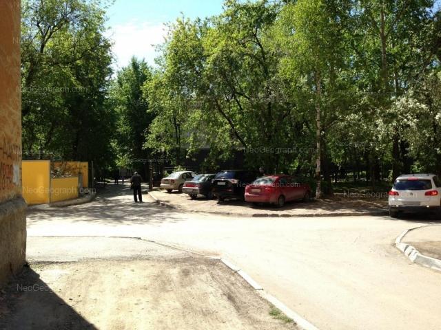 Адрес(а) на фотографии: улица Машиностроителей, 26, Екатеринбург
