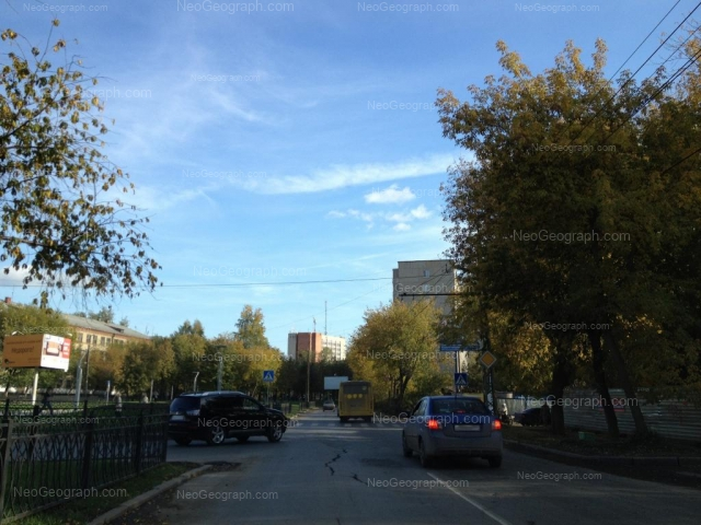 Адрес(а) на фотографии: улица Грибоедова, 32/20, Екатеринбург