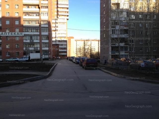 Адрес(а) на фотографии: Боровая улица, 19, 19А, 21, 21А, Екатеринбург