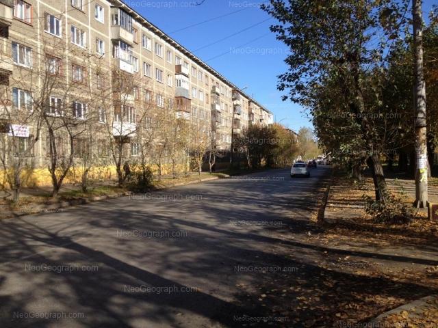 Адрес(а) на фотографии: улица Ильича, 61, Екатеринбург