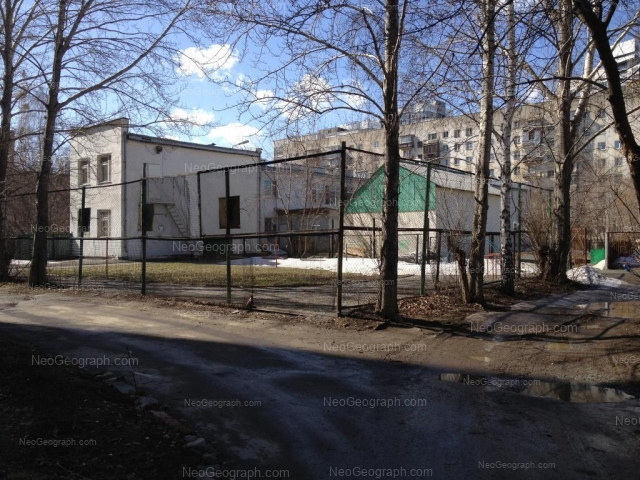 Адрес(а) на фотографии: улица Папанина, 3, 5a, Екатеринбург