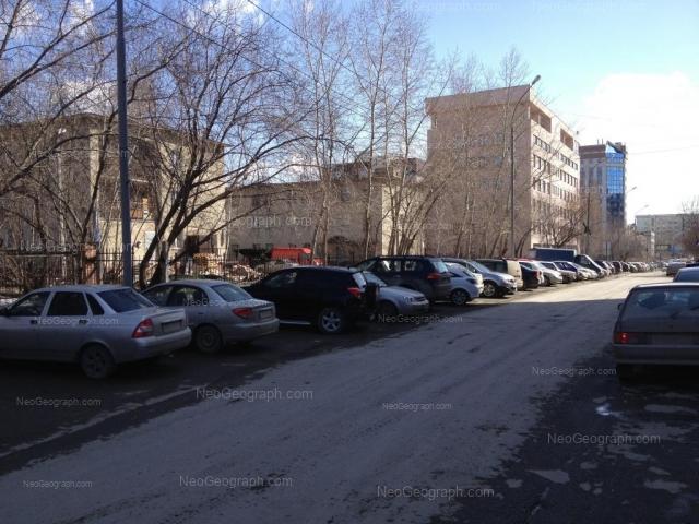 Адрес(а) на фотографии: улица Шейнкмана, 5, 19, Екатеринбург