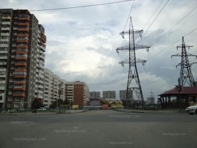 Адрес(а) на фотографии: Таватуйская улица, 2, Екатеринбург