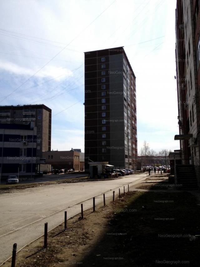 Адрес(а) на фотографии: Техническая улица, 14, 16, 18, Екатеринбург