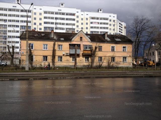 Адрес(а) на фотографии: Техническая улица, 58, 58а, Екатеринбург