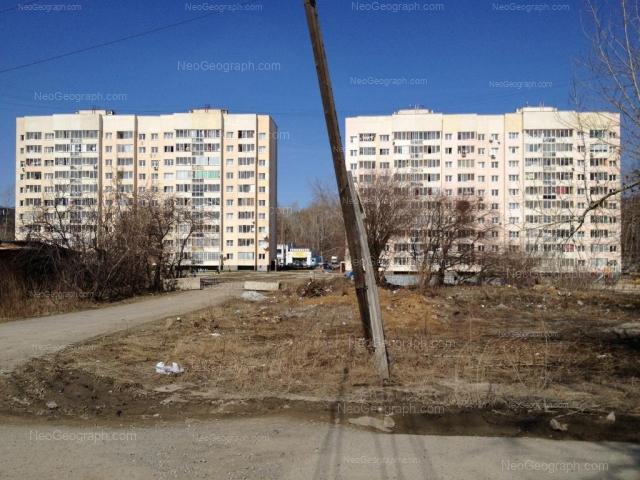 Адрес(а) на фотографии: улица Крупносортщиков, 6, 8, Екатеринбург