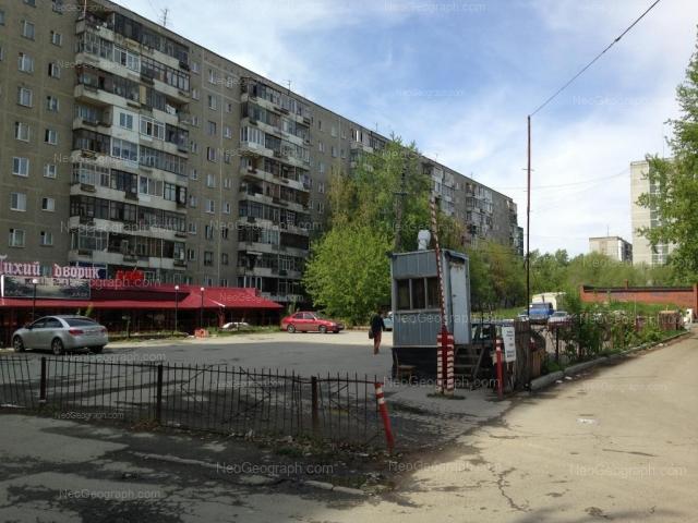Адрес(а) на фотографии: Автомагистральная улица, 11, 17, Екатеринбург