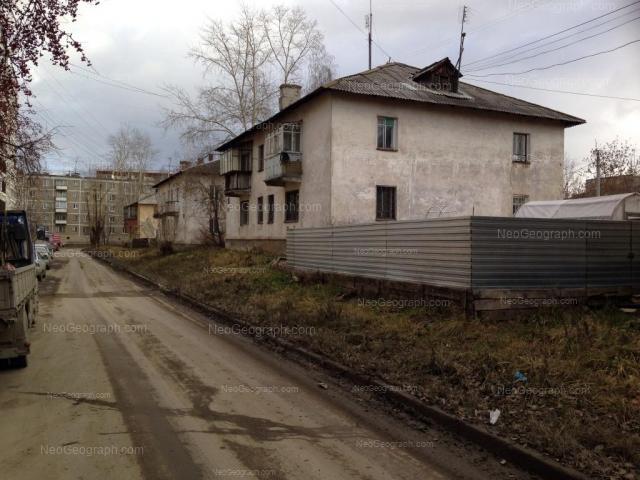 Адрес(а) на фотографии: Хвойная улица, 75, 77, Екатеринбург