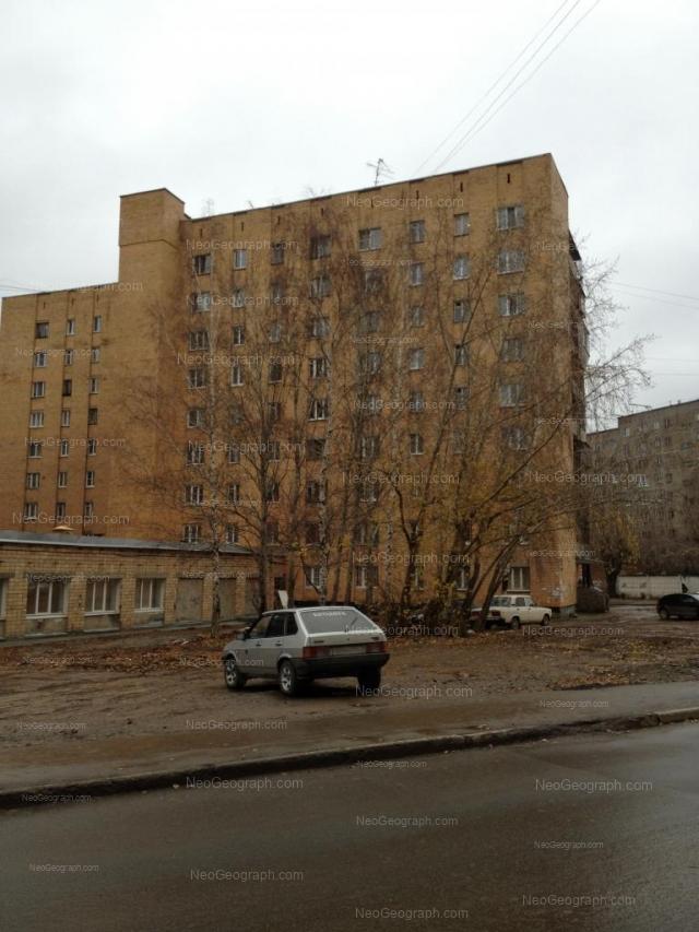 Адрес(а) на фотографии: Июльская улица, 16, 18, Екатеринбург