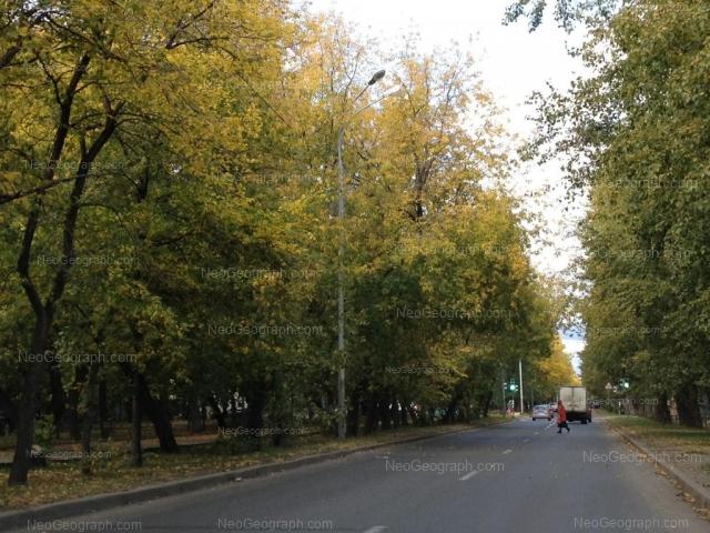 Адрес(а) на фотографии: Кировградская улица, 5, Екатеринбург
