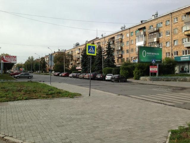 Адрес(а) на фотографии: Заводская улица, 12, 16, Екатеринбург